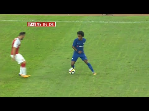 Willian vs Arsenal (Pre-Season) 22/07/2017 HD 1080i
