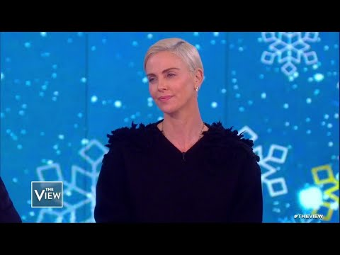 Charlize Theron on Relating to Megyn Kelly | The View