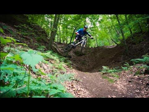hibike-gravity-team:-eric-junker---bike-trails-bad-oeynhausen