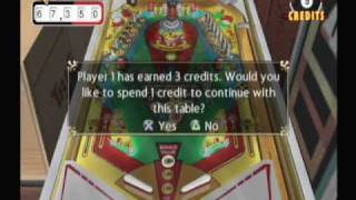 Classic Game Room - PINBALL HALL OF FAME: THE GOTTLIEB COLLECTION review for PS2