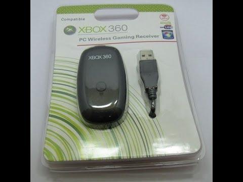 Как подключить проводной и беспроводной джойстики Xbox 360 к ПК .