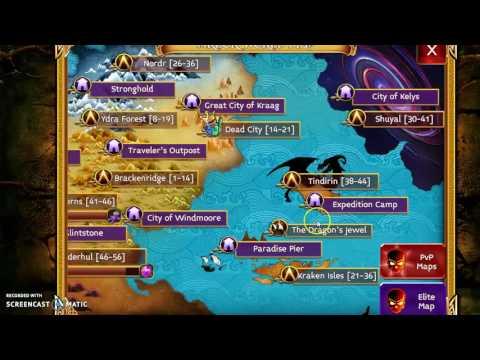 Arcane Legends How To Get Alot Of Platinum/gold