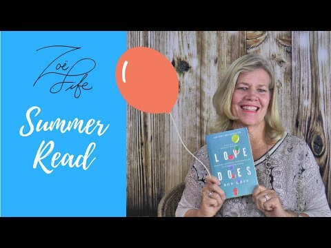 Book Review ~ Love Does