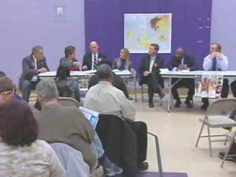 2010 Census - Syracuse, NY with NYS Senator David Valesky - January 21, 2010