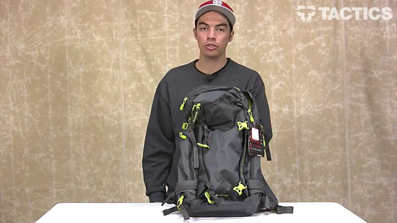 Dakine 2013 Blade Backpack Review - Tactics.com - YouTube