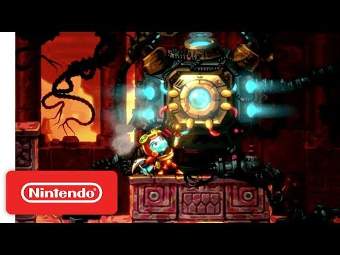 SteamWorld Dig 2: PAX West Trailer - Nintendo Switch