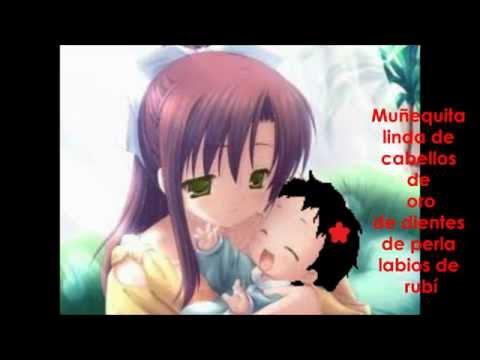 cancion dedicada a mi sobrina, Muñequita Linda