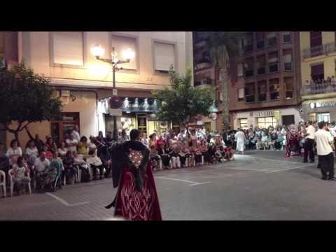 Moros i christianos, Sagunto Spain. 2016. Part IV