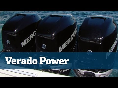 Mercury Verado Power & Performance - Florida Sport Fishing TV