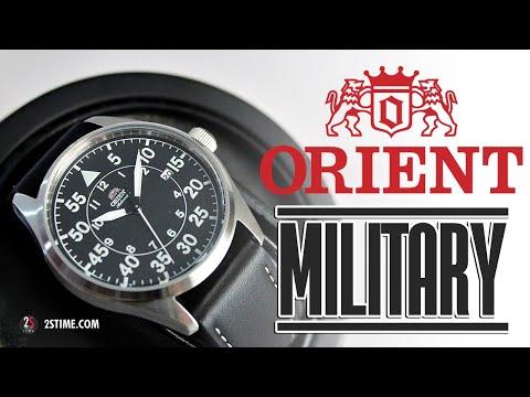 ORIENT Automatic Military RA-AC0H03B10B - Best Flight Watch Under 200$