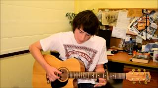 The Fear - Ben Howard Cover (Brayden Sibbald)