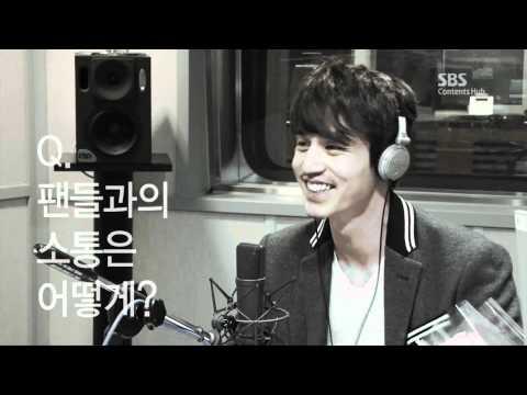 "[SBS]공형진의 씨네타운(Radio)-""스타초대석, 이동욱(dongwook Lee)편!"""