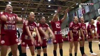 EHF-kupát nyerhet a Dunaújváros