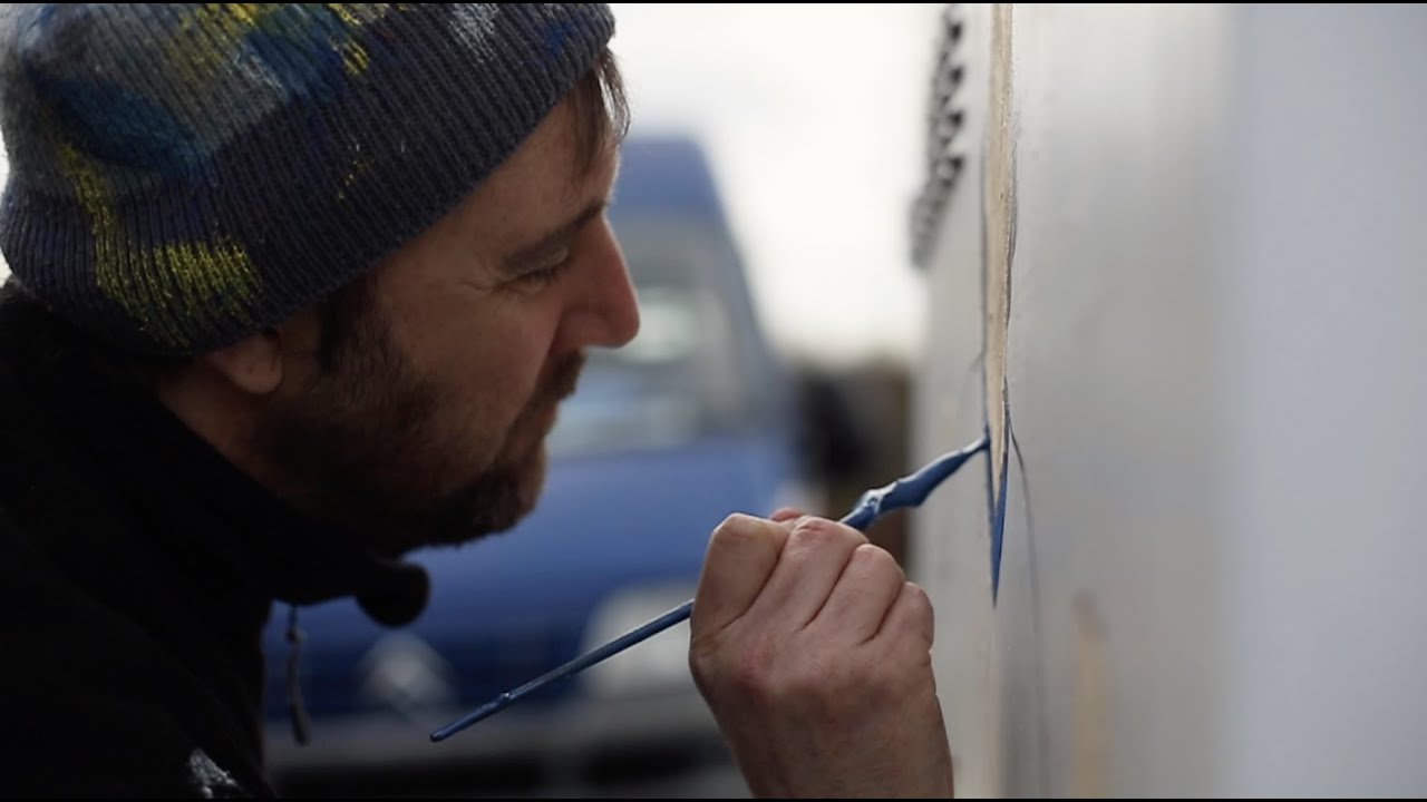 Burley Banksy | Short Documentary