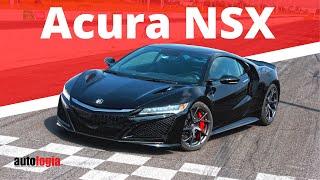 Acura NSX 2020 - Hot Lap - El más rápido y el más caro