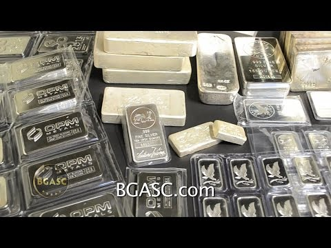 BGASC.com Silver Bullion Bars & Coins Unboxing - Behind The Scenes