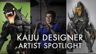 Monster Artist Spotlight - Creature Designer Michael Eppinette