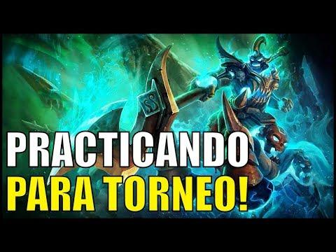 ¡PRACTICANDO PARA TORNEO AMATEUR! (Norte de Chile) - HECARIM JUNGLA S8