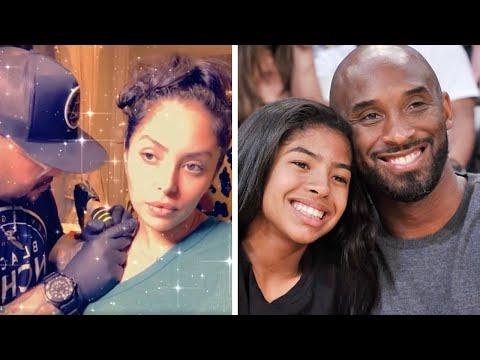 Vanessa Bryant Gets Tattoos Honoring Kobe and Gianna