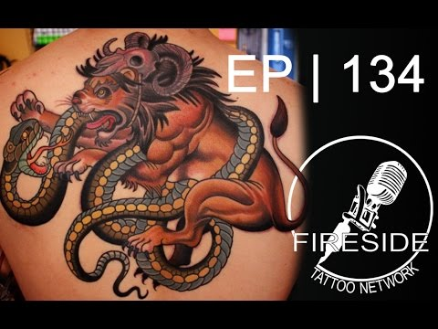 Dave Wah | Star Of Texas Tattoo Art Revival 2017 | EP 134