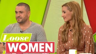 shayne ward and cath tyldesley have been overwhelmed by the response to aidans suicide lw