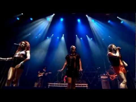 Stooshe - Black Heart (Live V Festival 2012)