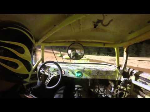 Travelers Rest Speedway - 10-31-15   Pure Stock - Mitch