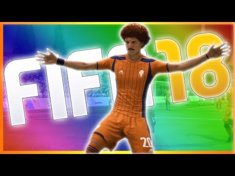 THE CRAZIEST GAME IN THE HISTORY OF EVER!!! - FIFA 18 GAMEPLAY