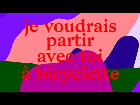 Fanny Bloom, Philémon Cimon - À bicyclette - feat. Shash'U, Tommy Kruise [avec paroles]