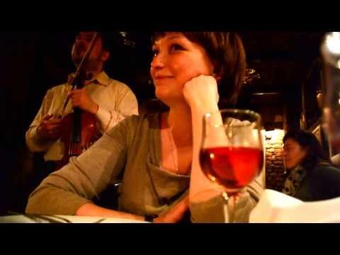 Skadarlija, restoran ''Putujuci glumac'' Beograd 30.03.2012.