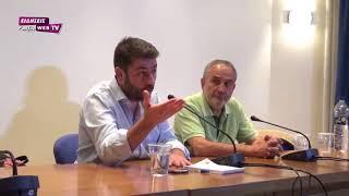 Ομιλία Νίκου Ανδρουλάκη στο Κιλκίς-Eidisis.gr webTV
