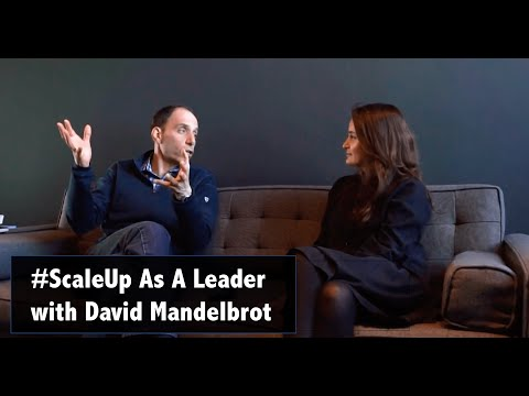 #ScaleUp Interview with David Mandelbrot, CEO of Indiegogo