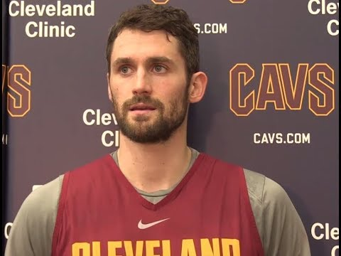 Kevin Love On Where Cavs Start Fixing Their Problems & More