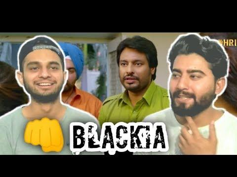 Blackia | Official Trailer | Dev Kharoud | REACTION !