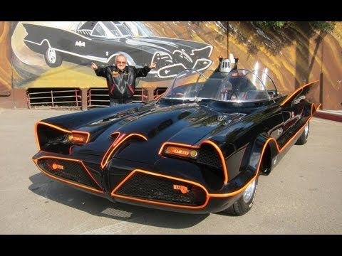 $4.6 Million for the Batmobile! Insane Auto Auctions -- /ROAD TESTAMENT