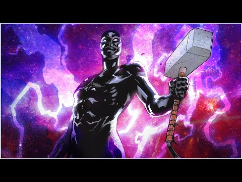 Silver Surfer Becomes Worthy Of Mjolnir