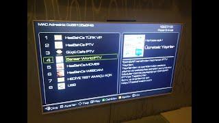 HasBaca ipTv + Seyirtürk App Samsung smart Tv bedava tv ve film izleme internnetden