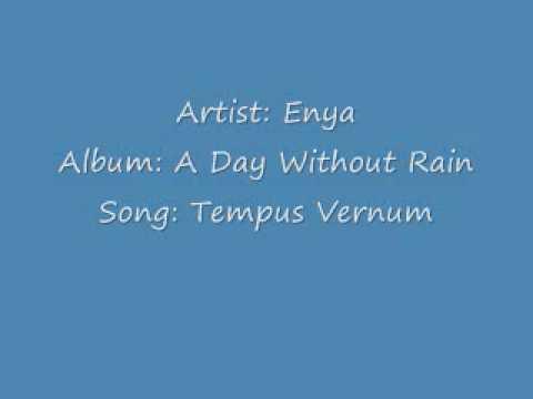 Enya Tempus Vernum