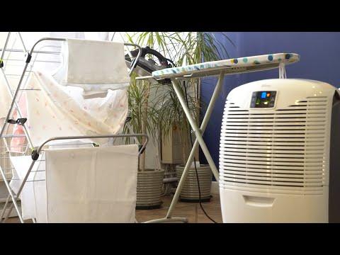 Drying Laundry with an Ebac Dehumidifier | Ebac Dehumidifiers