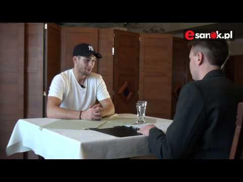 """""""W NHL zawodnicy są silniejsi i szybsi"""" - Wojtek Wolski w Esanok.pl (VIDEO HD)"""