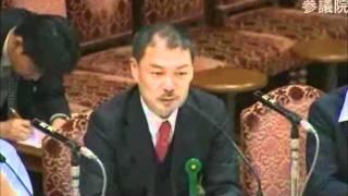 東日本大震災復興 社会機械論と社会有機体論について(藤井聡教授)