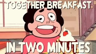 Together Breakfast in Two Minutes