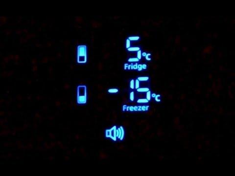 видео: Шум компрессора холодильника samsung rl55