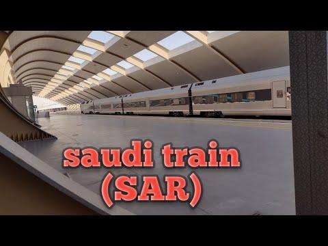 Download saudi train.(SAR) Riyadh to qassim 🥰