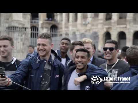 UCONN - University of Connecticut - Men's Soccer - May 2016 (Rome - I Sport Travel)