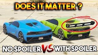 GTA 5 : DOES SPOILER MATTER?