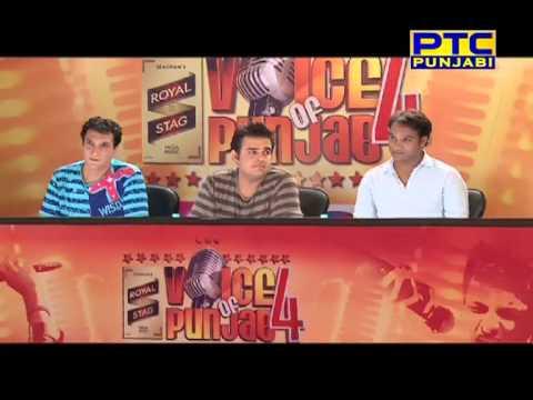 VOICE OF PUNJAB SEASON 4 BALJINDER SINGH (BHATINDA)