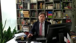 """Lettera aperta del Preside dell'IISS """"Sergio Cosmai"""" Bisceglie - Trani prof. Donato Musci"""