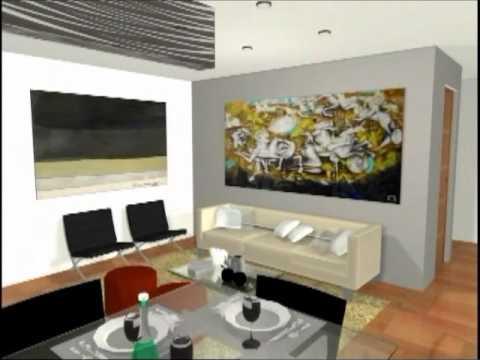 Pre venta departamentos edificio delucchi barranco lima for Decoracion apartamentos modelo
