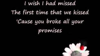 Maddi Jane - Jar of Hearts by Christina Perri (lyrics on screen).wmv